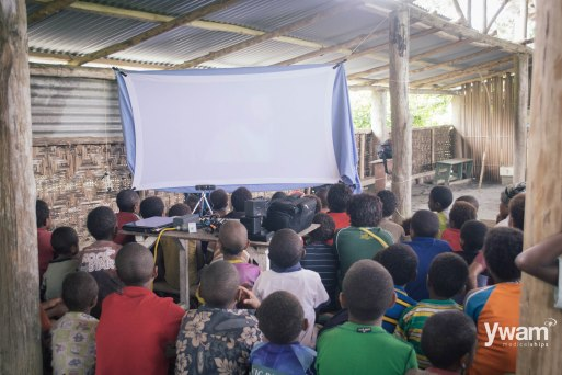 Jesus Film for Manau - in their own language!